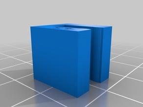 3Dprinter bed clip
