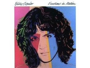 Billy Squier Album cover Lithophane