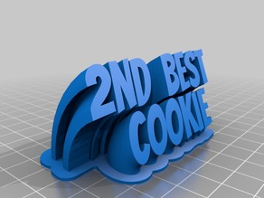 2nd Best Cookie