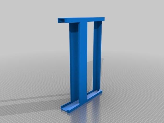Thinkpad x200/x201/x220/x230 stand by antonzezov - Thingiverse