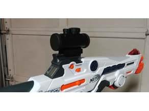 Nerf Laser Ops Pro Deltaburst Weaver Rail Adapter