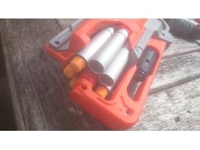 Nerf Hammershot 7 Dart Cylinder for Alu-Tubes