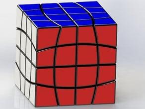 Curvy 4x4 Puzzle