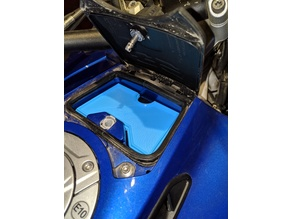 Puck to fit R1200GS/R1250GS and Adventure tank compartment