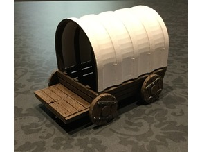 Simple D&D Wagon