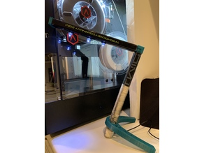 Hockey Stick LED Lamp