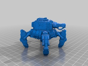 Grot walking tank (Warhammer 40K)