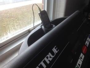 True 525 Treadmill Phone Stand