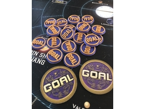 Firefly The Game - Goal tokens