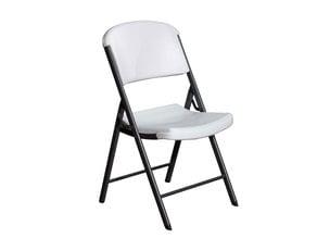 Lifetime chair foot