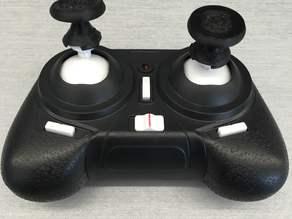 Eachine H8 Stick Extender - Xbox Control Freak Inspired