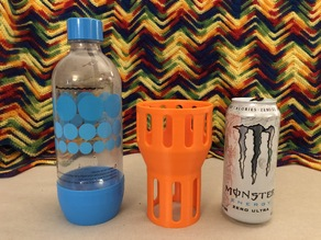 Monster Energy Can Sodastream Cup Holder