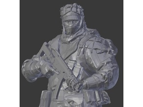 Kapkan ELITE from Rainbow Six Siege