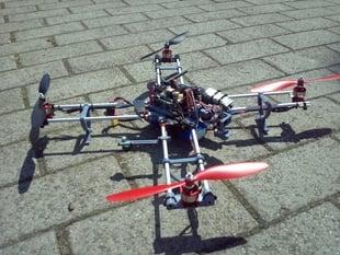 Modular QuadCopter Frame