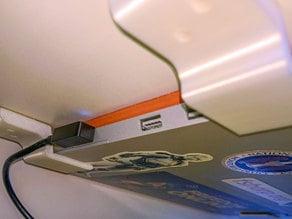 Underside Surface (tablet) holder