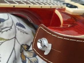 Guitarstrap lock - 8mm pin