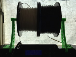 Anet A8 Quick-change filament spool holder
