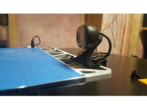 Clip on Camera/Utility Mount