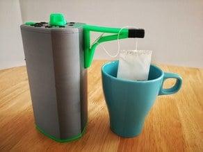The Dipper - a tea dipping robot