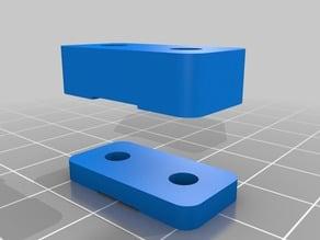 Prusa i3 Y axis belt holder