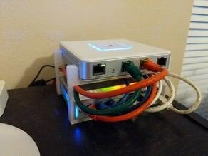 Unifi Switch and USG Rack