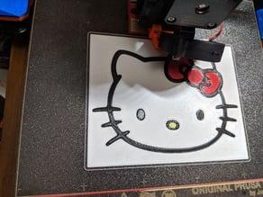 Hello Kitty Multi Color