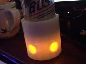 Beer Can Holder / Coaster