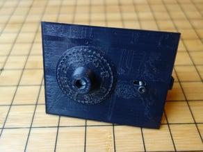 Parametric Printable Combination Lock