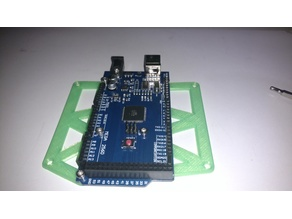 GT2560 To Arduino Mega Mounting Plate