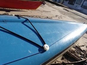 Kayak Rope holder Kajak Deckfitting