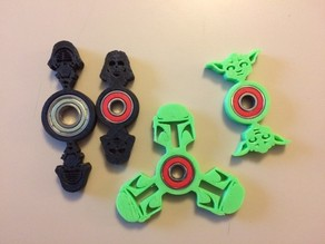 Star Wars Spinners!