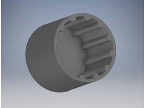 2 inch dock pipe cap