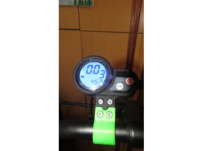 Scooter_LCD_support (D22mm)