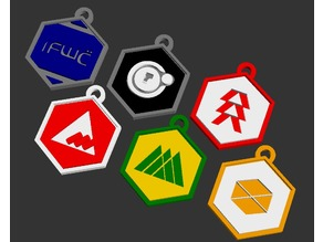 Destiny Faction Tags (Class Tags too!)