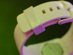 Swatch TOUCH spare strap