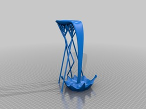 Floating Cup Sculpture Supported FastPrint