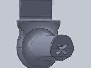 Filament Holder for FF Creator Pro 2016 35mm Diameter