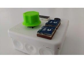 Feather ESP8266 Adjustable Alarm