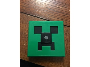 Creeper Fidget Hand Spinner