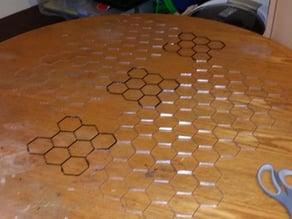 Interlocking Hexagon Mesh