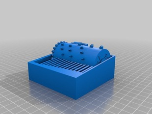 My Customized Parametric Music Box