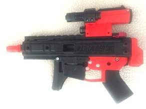 (X-M scw) AR-15 Feather Weight Pistol Version 2.0 (PROP)