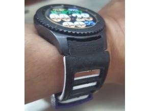 Samsung Gear S3 Flex watchband