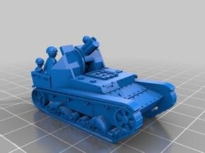 SU-5 122mm (1/300th)