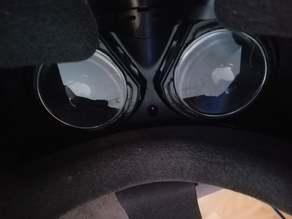 oculus dk2 to Vive lense adapter
