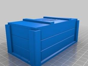 PUBG ammo box crate