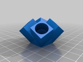 Filament Colorizer w/ Larger Filament Hole
