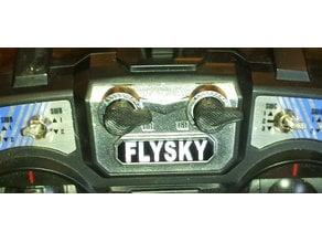Knobs for i6 transmitter