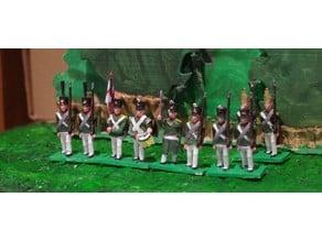 Napoleonics - Part 8 - Russian Infantry