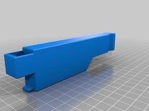 Elecroporation cuvette holder